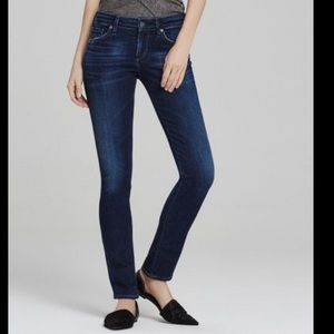 COH ARIELLE MID-RISE SLIM SKINNY JEANS